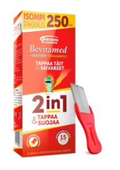 BEVITAMED TÄISHAMPOO 250 ml