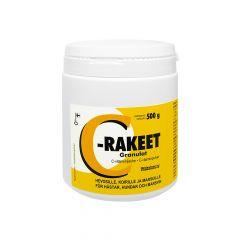 C-RAKEET VET KOIRILLE JA HEVOSILLE X500 G