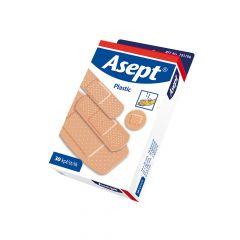 ASEPT LAASTARI PLASTIC VALIKOIMA 30 KPL