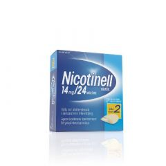 NICOTINELL 14 mg/24 h depotlaast 21 kpl